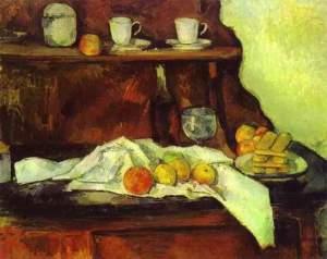 Un_bufet_de_Paul_Cezanne
